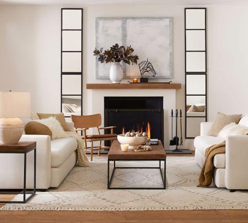 Noah Malcolm Living Room