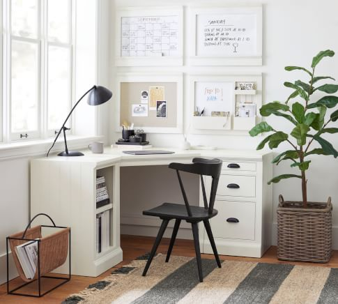 Home Office Ideas Inspiration Furniture Decor Pottery Barn