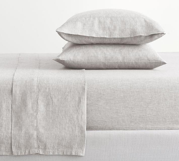 Belgian Flax Linen Sheet Set