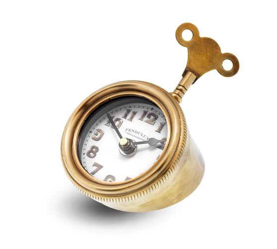 Wall Clocks Decorative Clocks Amp Table Clocks Pottery Barn
