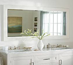 Bath Mirrors Pottery Barn