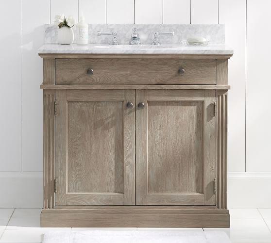 Livingston 36 Single Sink Vanity Pottery Barn