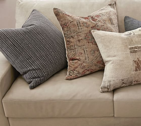 Honeycomb Pillow Covers | Pottery Barn