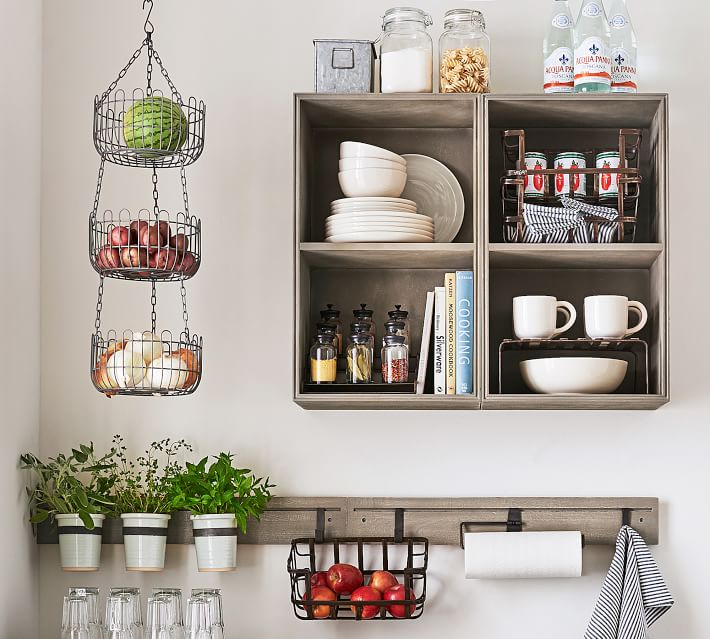 Mission Modular Kitchen Collection Pottery Barn