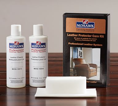 Mohawk Leather Protector Care Kit Pottery Barn