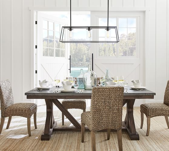 Seagrass Dining Chair Pottery Barn