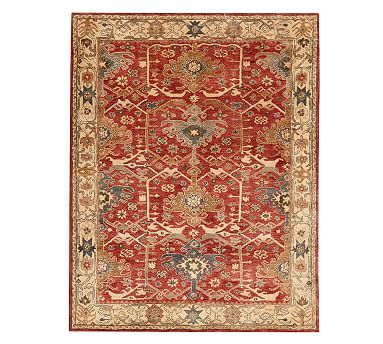 Channing Persian Rug Pottery Barn