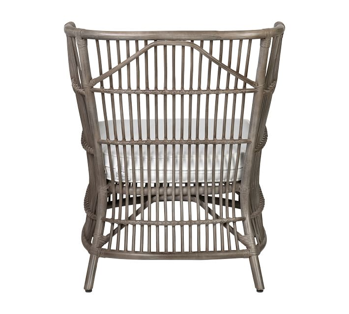 Rattan Accent Chair Pottery Barn