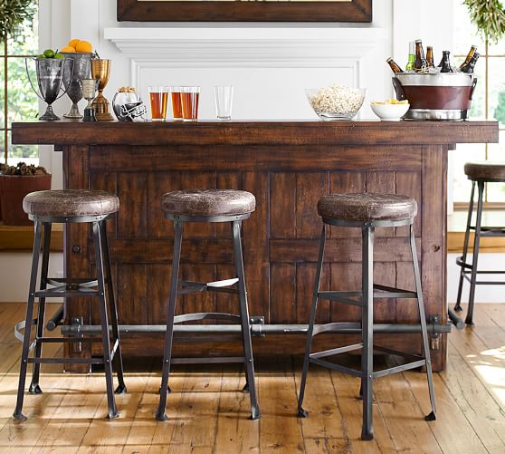 Rustic 80 Ultimate Bar Pottery Barn