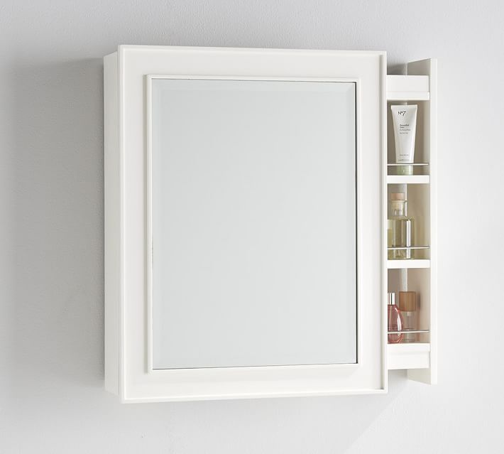 Clic Medicine Cabinet With Shelves