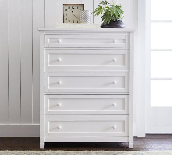 beadboard 5 drawer dresser