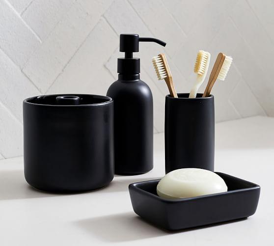 Porcelain Bathroom Accessories Pottery Barn