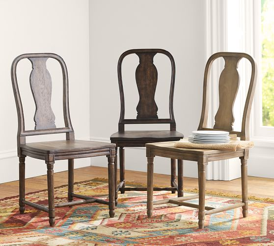 Mabry Dining Chair Pottery Barn