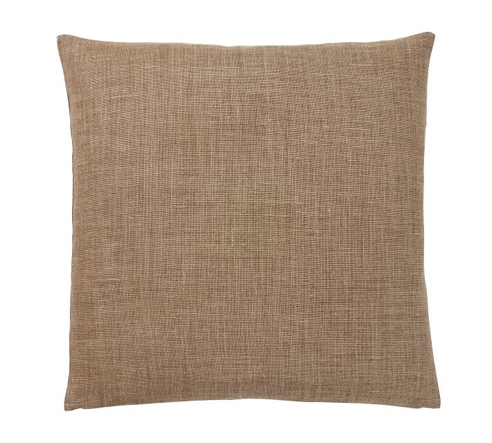Shop Belgian Flax Linen Pillow Covers from Pottery Barn on Openhaus