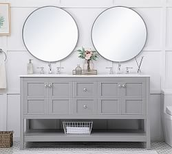 60 Inch Single Sink Vanity Pottery Barn