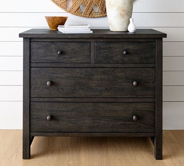 Farmhouse 4 Drawer Dresser Pottery Barn