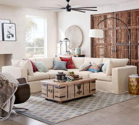 PB Air Kaplan Living Room