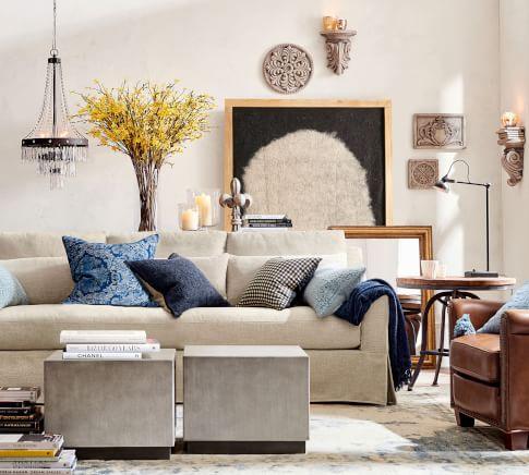 York Byron Living Room