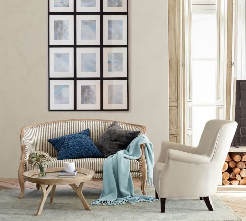 Bergere Moraga Living Room