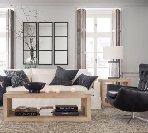 York Folsom Living Room
