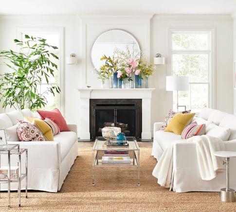 York Tanner Living Room