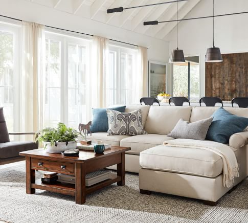 Townsend Benchwright Living Room