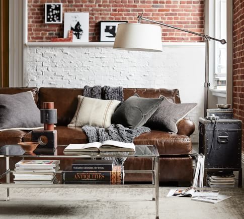 Townsend Sofa + Tanner Occasional