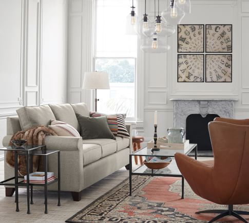 Cameron Classic Living Room