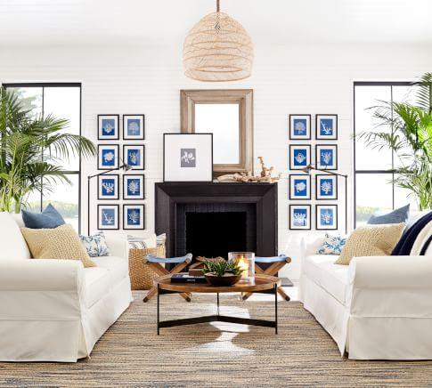 PB Comfort Norcross Living Room