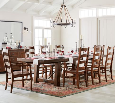 Benchwright Wynn Dining Room