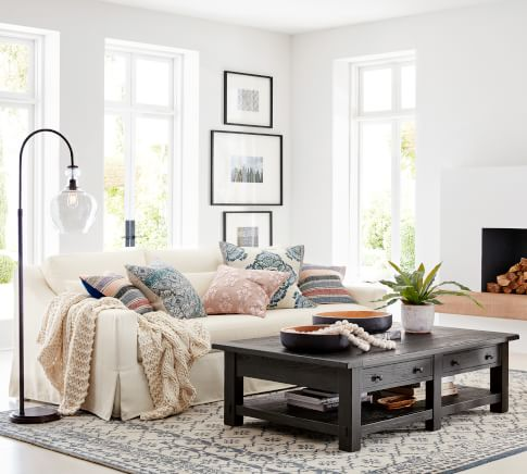 York Benchwright Living Room