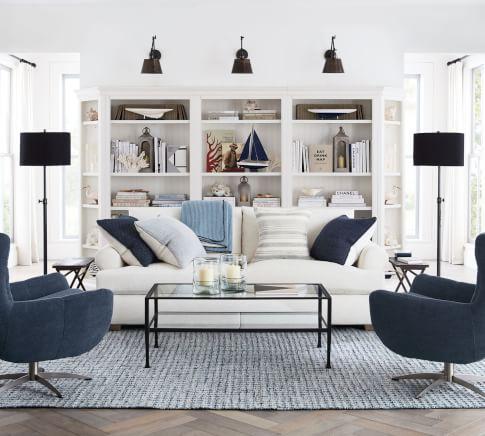 Sullivan Tanner Living Room