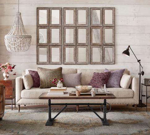 Tallulah Artisanal Vintage Living Room