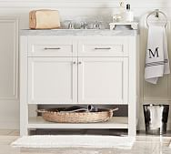 Bathroom Vanities Vanity Tops Vanity Cabinets Pottery Barn