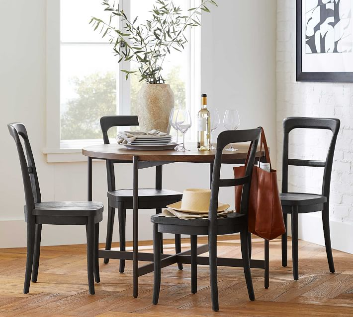 Warren Round Dining Table Pottery Barn
