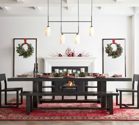 Reed Holiday Dining Room