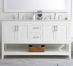 60 Inch Double Sink Vanity Pottery Barn