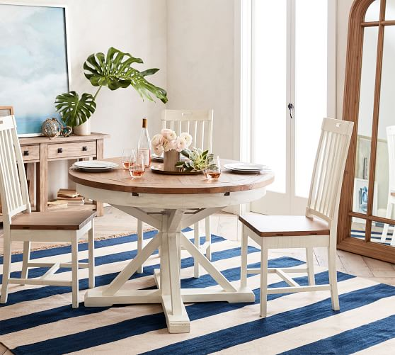 Hart Reclaimed Wood Wooden Dining Chair Pottery Barn