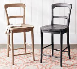 Bar Stools And High Table, Counter Height Bar Stools Pottery Barn