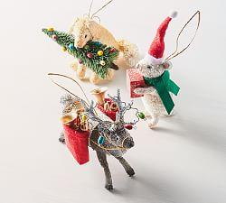 Christmas Ornaments Pottery Barn