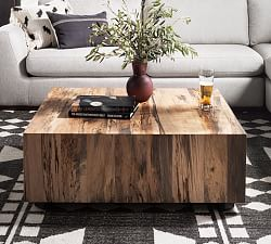Apothecary Coffee Table Pottery Barn