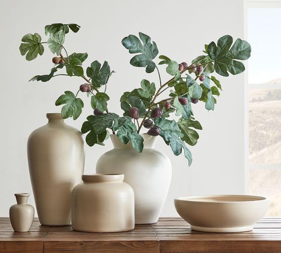 Dalton Ceramic Vase Collection