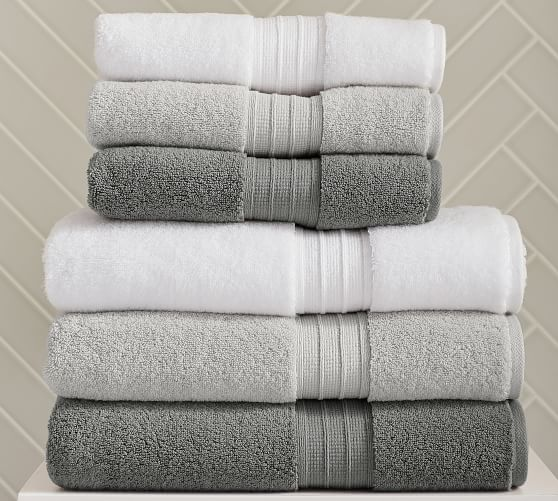 Hydrocotton Quick Drying Towels Pottery Barn