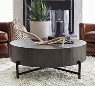 Unique End Tables And Coffee Tables Pottery Barn