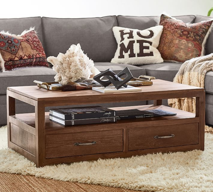 Camden Coffee Table Coffee Finish