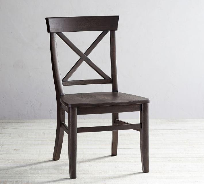 Aaron Dining Chair Armchair Pottery Barn
