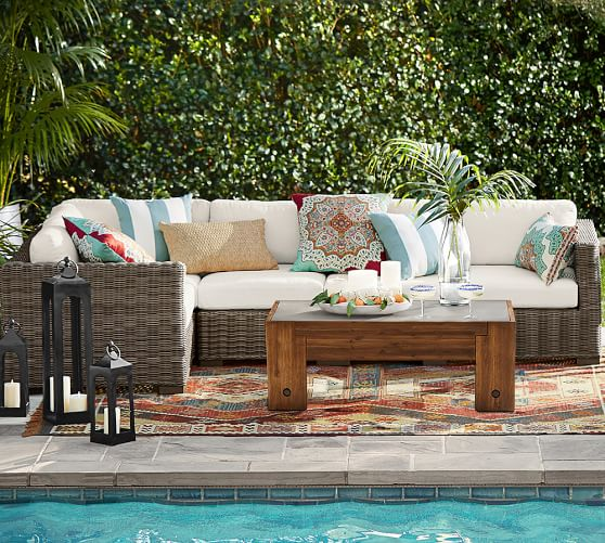 Pottery Barn Patio Sets Off 61, Pottery Barn Deck Furniture