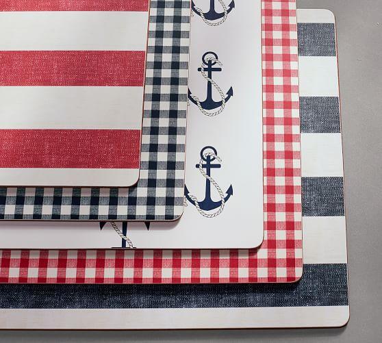 Nautical placemats