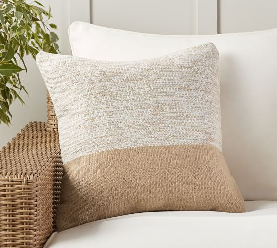 Modern Desert Indoor Outdoor Pillow Set Pottery Barn