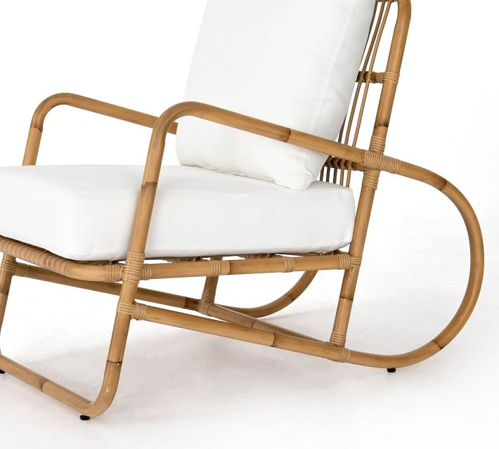 Miley Wicker Lounge Chair